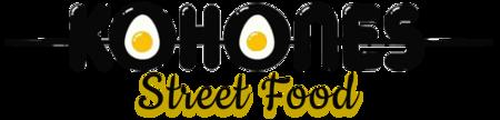 Kohones Street Food Logo
